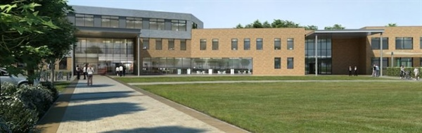 Kettering Buccleuch Academy Moves Into Brand New Building
