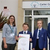 Carter Community School strikes gold with Duke of Edinburgh award grant