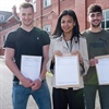 Soaring A Level Results at AKS Lytham