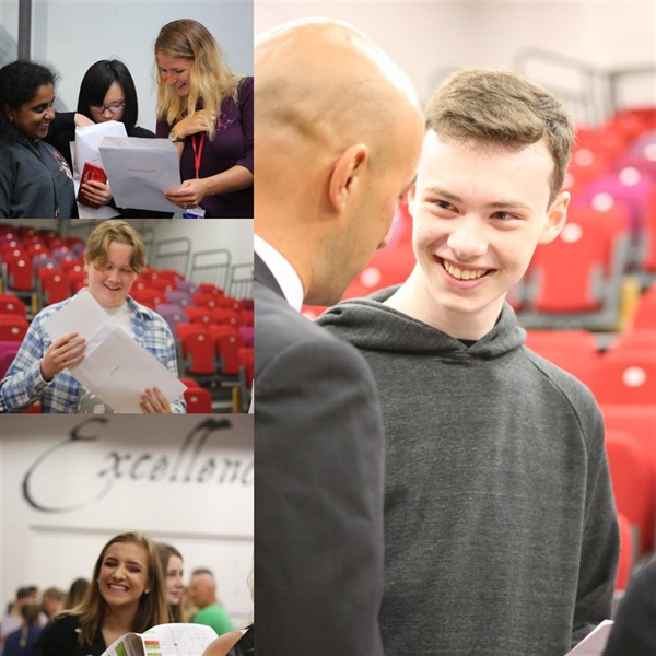 Kettering Buccleuch Academy celebrates best ever GCSE results