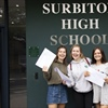 Outstanding GCSE results for Surbiton High School, with 78% grade 9-7/A*-A
