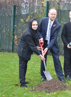 Taking root at Sheffield Park Academy