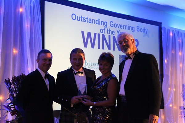Surbiton High School wins Independent School Award for Outstanding Governing Body of the Year