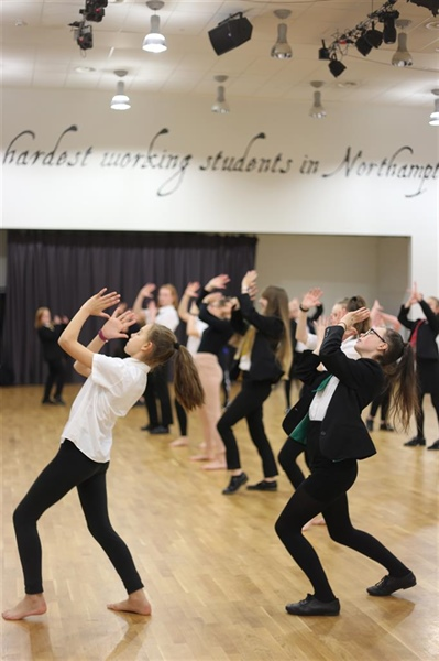 Students shine at new stage school