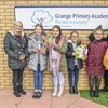 Grange Primary Academy pupils learn to be cycle aware