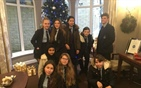 The Hyndburn Academy Students focus on community for...