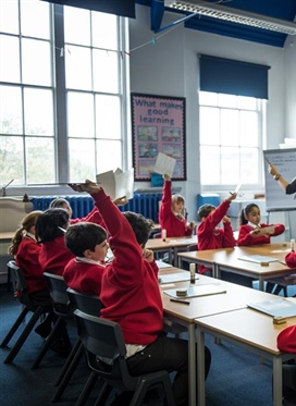 Langford Primary rated 'outstanding' by Ofsted