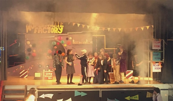 The Hyndburn Academy stages its latest musical extravaganza