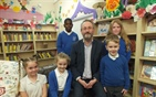 Ofsted gives The Victory Primary School highly...