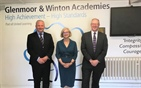 Glenmoor and Winton Academies welcome Ofsted Chief Inspector
