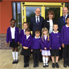 Southway Primary School welcomes the Rt Hon Nick Gibb MP for a tour of their academy