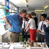 In bloom: Wilberforce Primary launches pioneering mobile museum of botany with Kew Gardens