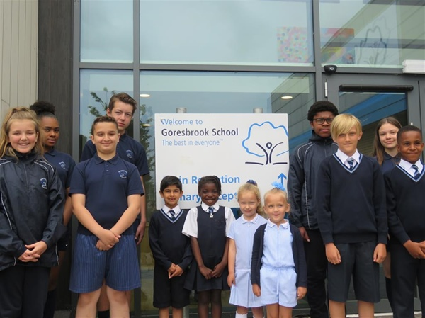 Goresbrook School on its way to 'OUSTANDING'