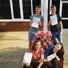 Students celebrate A-level success at North Oxfordshire Academy