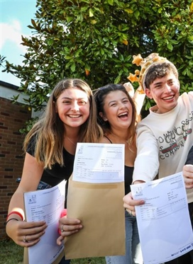 A Level success for Avonbourne sixth formers