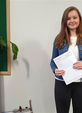 GCSE results celebrated at Lincoln Minster School