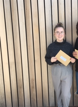 Second year of GCSE success for Wye School