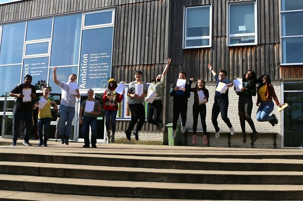 Best ever GCSE results at Northampton Academy