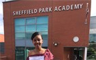 Students enjoy GCSE success at Sheffield Park Academy