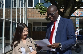 GCSE success continues at The Hurlingham Academy