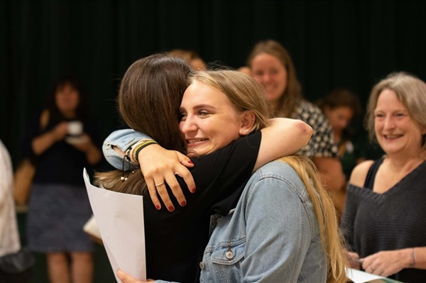 GCSE success at Surbiton High School