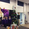 Pupils' Reverse Advent Calendar Supports Local Charities