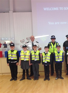 Barnsley Pupils Learn How to Help Their Community as...