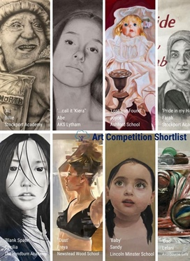 Impressive Shortlist Unveiled For Group's Annual Art...