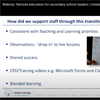 United Learning webinars for school leaders and staff shared nationwide