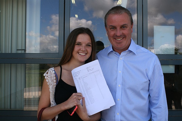 Seahaven Academy celebrates best ever GCSE results