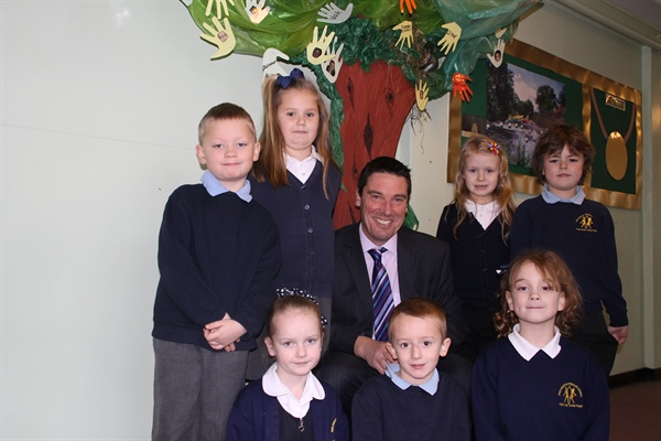 Beacon View Primary's First Day As An Academy