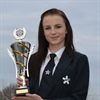 Nova Hreod Academy student wins Sportswoman of the Year award