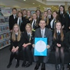 The Regis School in Bognor Regis receives Unicef UK top Award