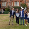 Hampshire Collegiate School celebrate A Level results