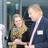 Education Minister, Lord Nash, Vists Nova Hreod Academy