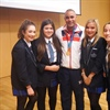 Protect the dream: Jason Gardener MBE Visits Shoreham Academy
