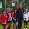 Rowan Prep School and GBs Alex Danson Host Hockey Workshop