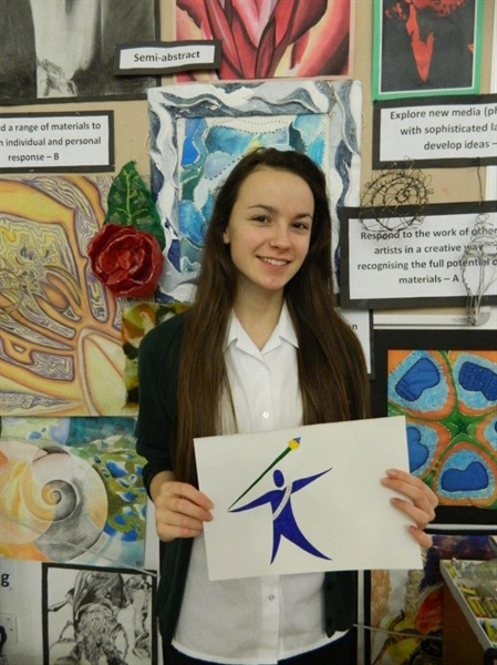Richard Rose Morton Student Designs Winning Logo for Cultural Festival