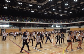 Spirit of Rio Day 5: Stockport Academy Girls Take the lead for Capoeira