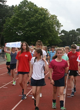 Spirit of Rio Day 11: Bournemouth Schools Unite For...