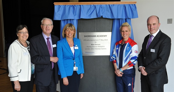 Shoreham Academy Celebrates Official Opening