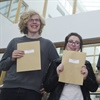 Stockport Academy Students Celebrate A Level Results
