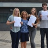 Best Ever Sixth Form Results With Half Awarded A*-B Grades