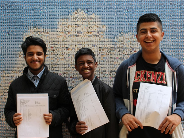 Another Year of GCSE Success At Walthamstow Academy