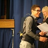 Olympian Alex Brings The Golden Touch to William Hulme's Grammar School's Awards Evening
