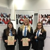 Barnsley Academy students celebrate first round success in business challenge