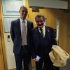 The Meaning of Life!  IVF pioneer Lord Winston makes inspirational visit to Sheffield Park Academy