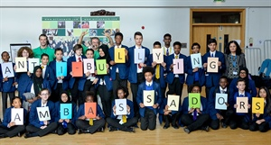 Manchester Academy Supports Anti-Bullying Week