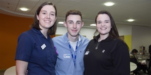 Careers Fair Rolls Round Again