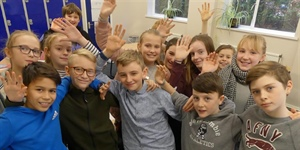 Students wear mufti to raise over £200 for Sudanese school